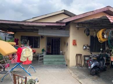 Single Storey Kampung Tasek Permai Ampang