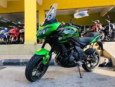 Kawasaki Versys 650 TRK ACCESSORIES SIAP SSH