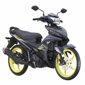 Yamaha lc135 v6 promosi 12.12 dp murah