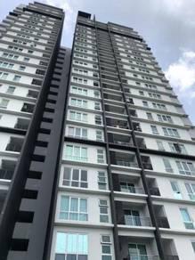 Partially-Furnished: De Centrum Residences, Bangi - For Sale