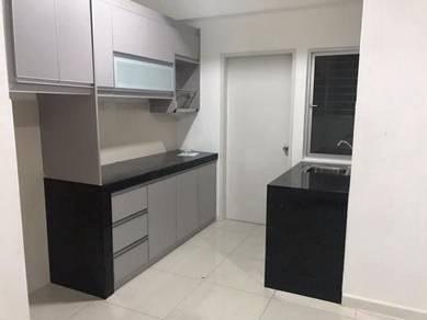 Corner Savanna Southville Bangi Kajang with kitchen cabinet