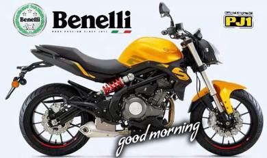 New Benelli TNT249S (Low Dep)