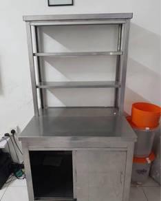 Stainless steel kabinet