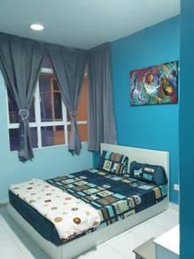 ROOM M3 Residency Taman Melati Gombak Setapak [LRT][Aircond][Furnish]