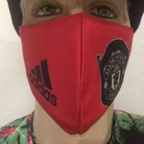 Face mask manchester united MU