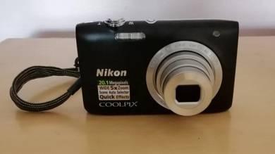 Nikon - COOLPIX S2800