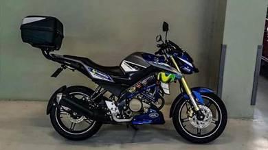 Yamaha fz150i (2017)