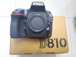 Nikon d810 with Battery grip