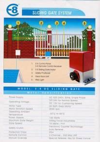 Service and installation auto gate