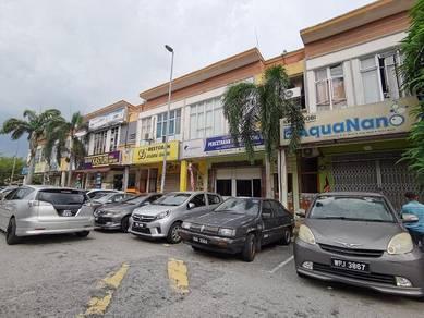 Jalan Tun Perak Cheras Taman len seng alam damai hussain onn Shop lot