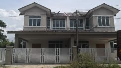 Double Storey Semi-D Arau