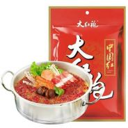 China spicy hot pot paste 400g