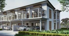 Low Price Big Size Double Storey !! Most Valuable Project