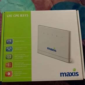 B315 Maxis Modem LTE 4G
