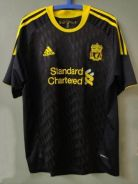 Liverpool away kit from season 2010-11 Size XL