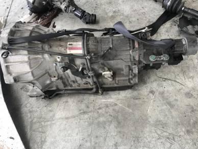 Mazda rx8 auto 6Speed gearbox