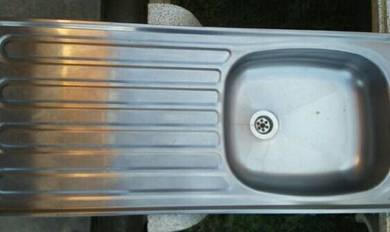 Sinki Aluminium