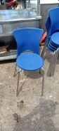 Used side chair iron leg forsale