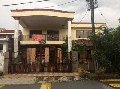 TERES TWO STOREY CORNER LOT – AU3 Lembah Keramat Ampang Ulu Klang
