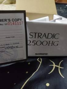 Shimano Stradic FL 2500 HG