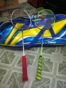 Li ning bag n 2 racket