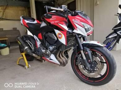 Kawasaki z800 good condition