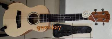 Ukulele Concert 23Inch Solid Top A&K UK23-210