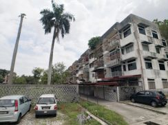 National Garden Flat Located at Ipoh Town Area