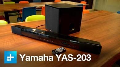 Yamaha YAS 203 for sale