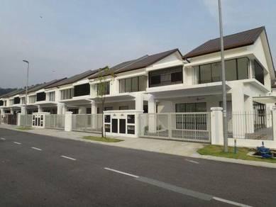 Putrajaya!!! 22x70 Double Storey Superlink House ( Extra Rebate 22% )