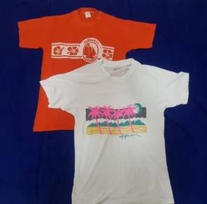 Combo Vintage Hawaii Tshirt