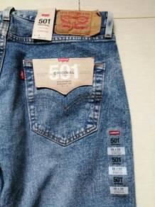 30-34 Levi's 501 original stretch jeans