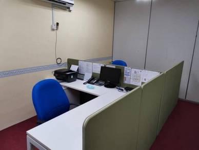 Ruang Pejabat Untuk Di sewa