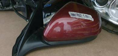 Honda HRV side mirror halfcut