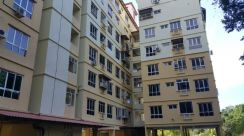 Apartment Perhentian, Pulau Kambing (fully furnished)