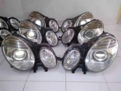 Mercedes W211 Facelift Head Lamp (One Pair)