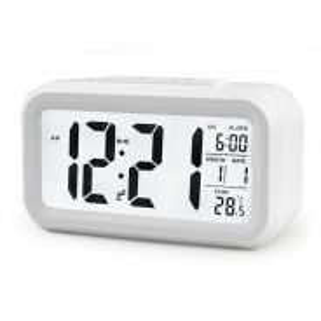 Jam Loceng Digital LED Smart Alarm Clock ★