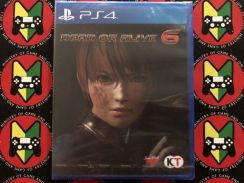 [NEW]PS4 Dead Or Alive 6