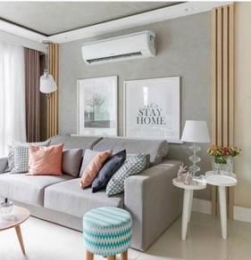Laman Rimnunan | 3 Storey | Partly or Fully Furnished | Kepong | Nice