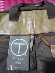 TUMI Tech document bag