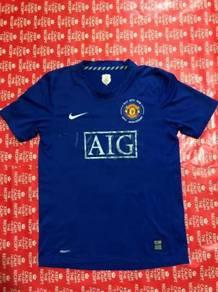 Manchester United Third Jersey 08/09