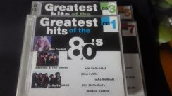 CD Greatest Hits of the 80's (8 CD's)