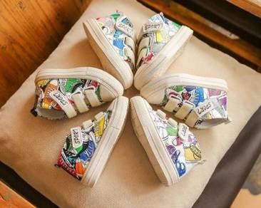 Kasut High Cut Shoes