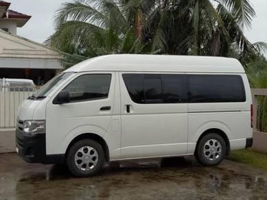 Kuching Charter Van And Tour