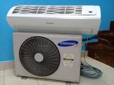 Aircond Samsung 1hp