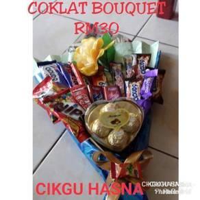 Coklat bouquet