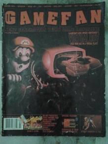 Game fan & ekectronic gaming