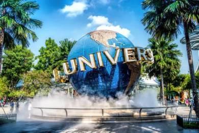 Universal Studios Singapore (USS) PROMO