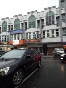 Ground Floor at Ipoh City