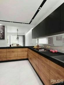 Design Kabinet Dapur Terkini 2018